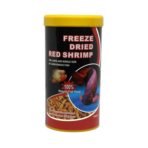 صورة  Food FREEZE DRIED RED SHRIMP